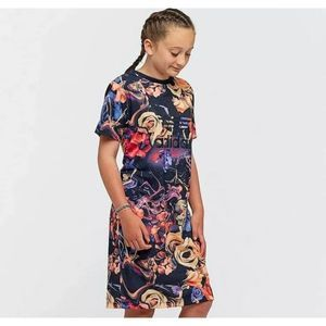 ADIDAS Girls Rose Tee Dress BQ3973